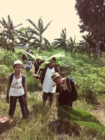 Inspirasi #1 : Sekolah Bagaikan Taman