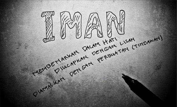 Karakter Iman